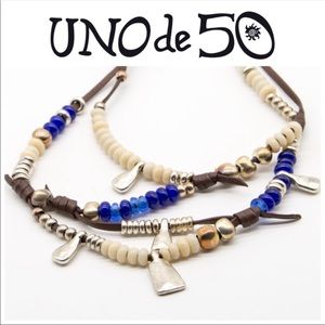 Uno de 50 Freedom Vibes Necklace